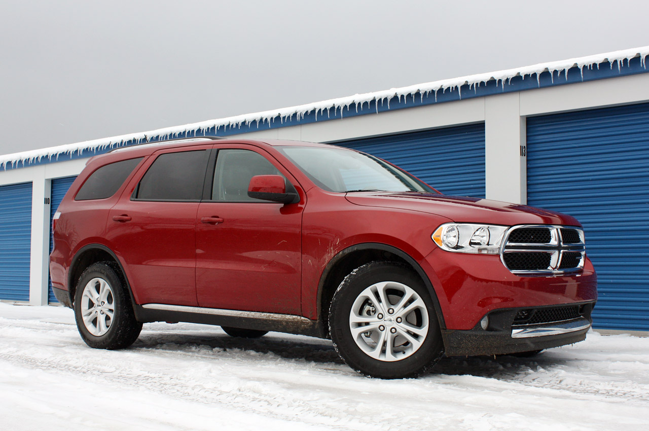 2011 dodge durango review photo gallery autoblog. Black Bedroom Furniture Sets. Home Design Ideas