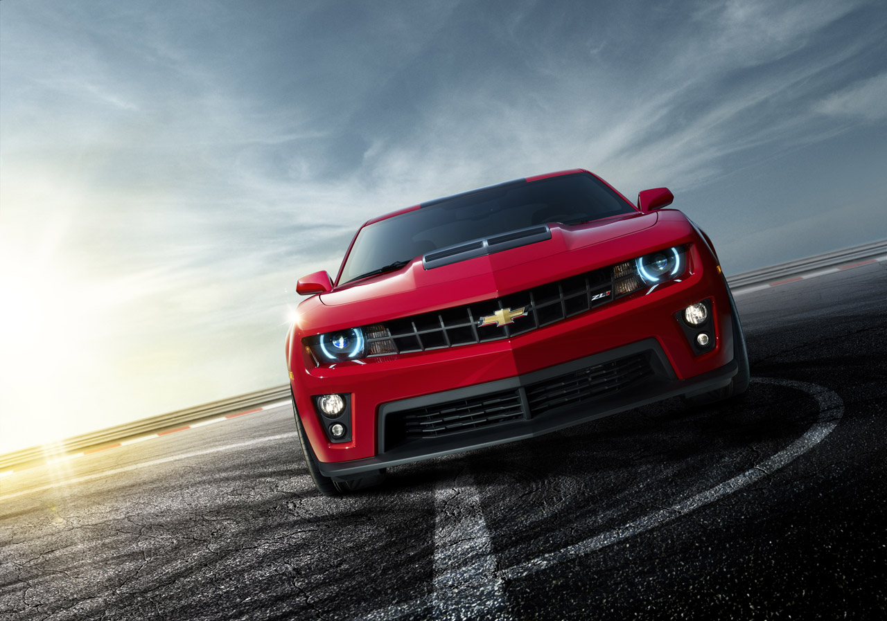 2012 Chevrolet Camaro Zl1 Photo Gallery Autoblog