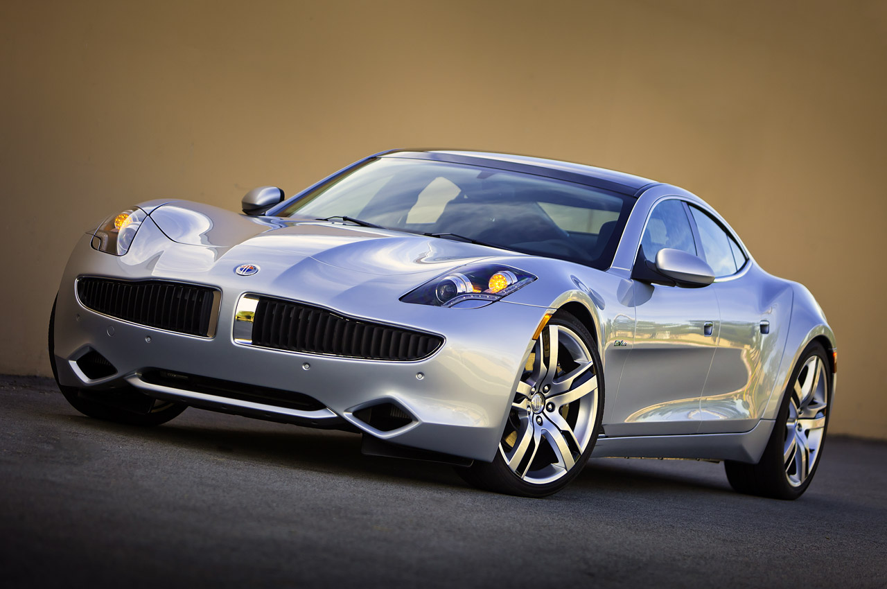 New Fisker Karma will ...