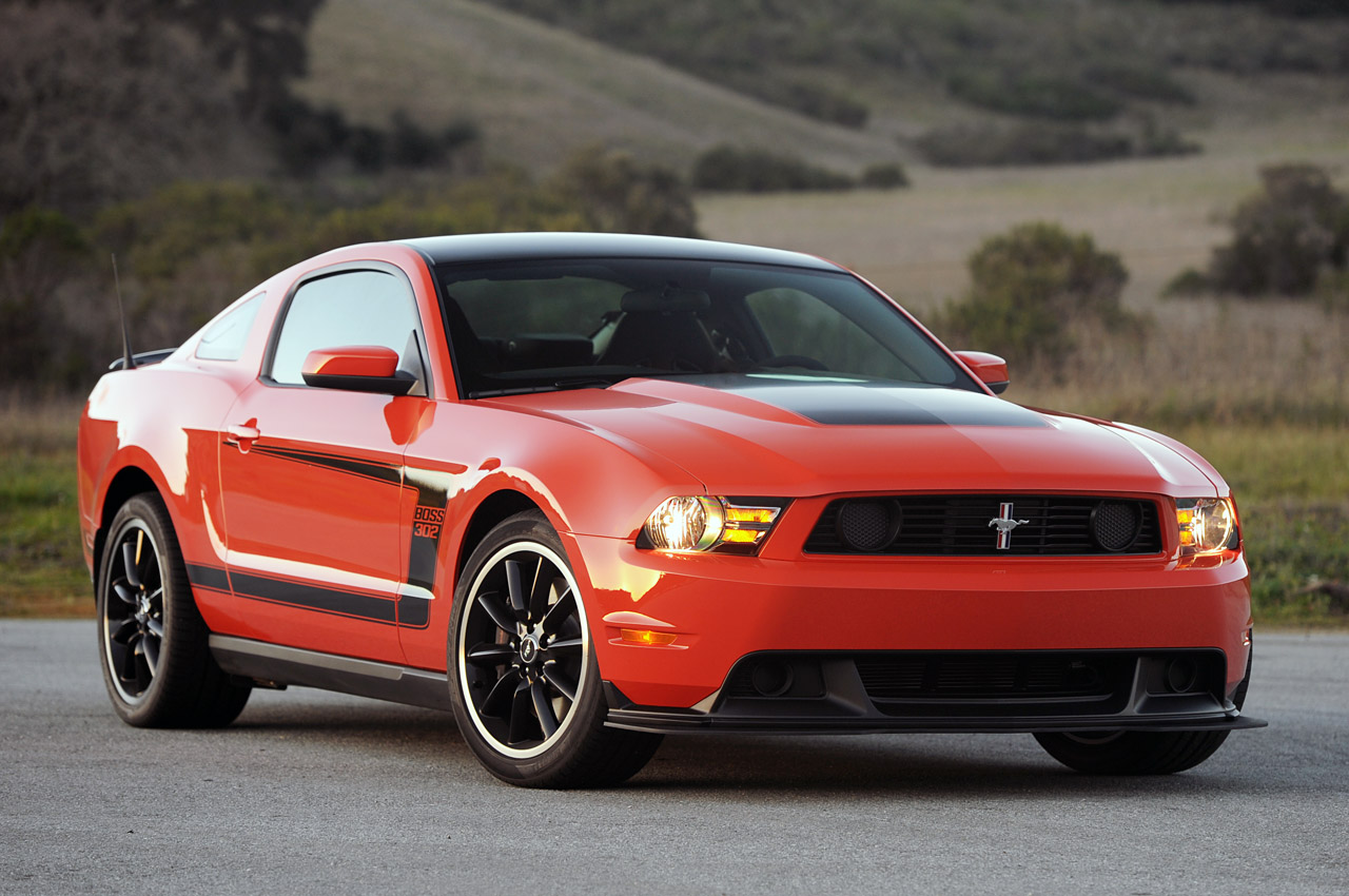 2012 Ford Mustang Boss 302: First Drive Photo Gallery - Autoblog