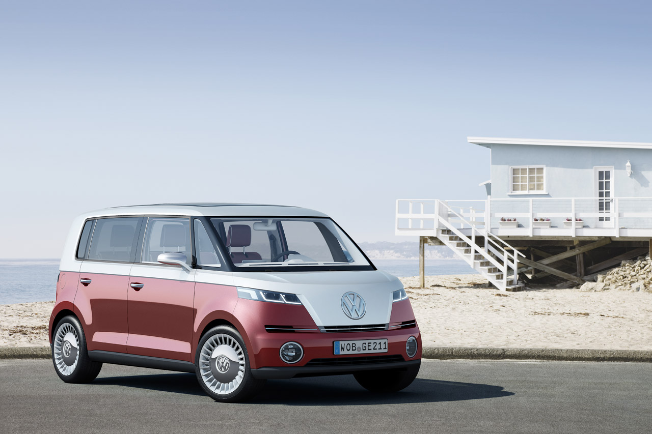 VW could launch Bulli van into expanded retro family with Beetle