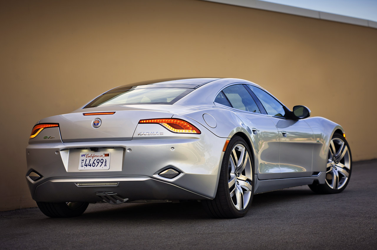 new fisker karma spare parts coming soon autoblog. Black Bedroom Furniture Sets. Home Design Ideas