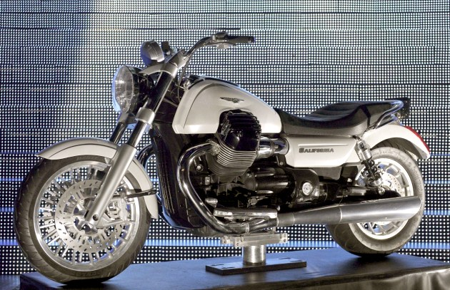 Moto Guzzi California prototype