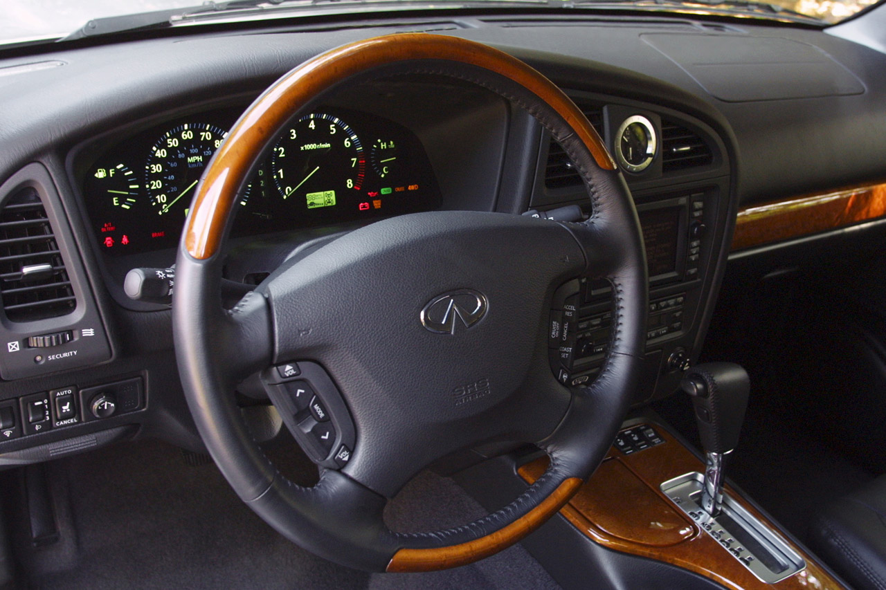 What is the third button qx4 01 03 nissan forum nissan forums qx4 01 03 vanachro Image collections
