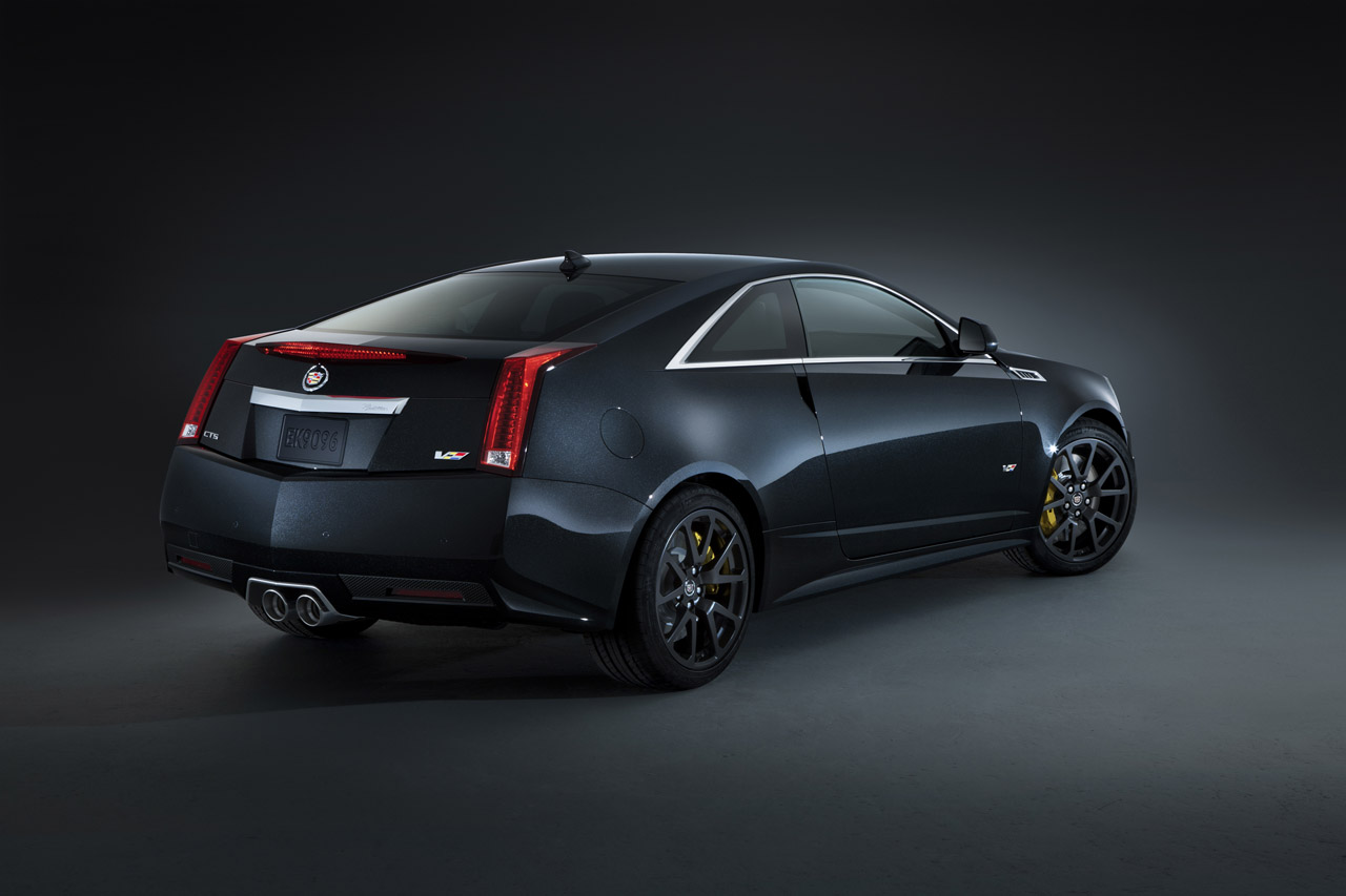 2011 cadillac cts v black diamond edition photo gallery autoblog. Black Bedroom Furniture Sets. Home Design Ideas