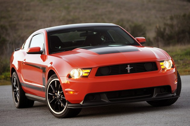2012 Ford Mustang Boss 302 - Click above for high-res image gallery