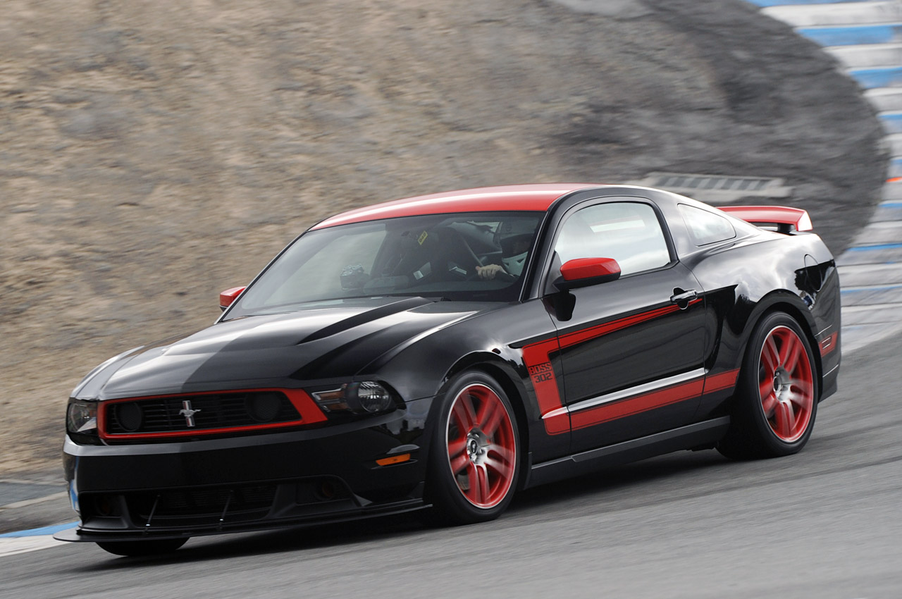2017 Ford Mustang Boss 302 Laguna Seca First Drive Photo Gallery Autoblog