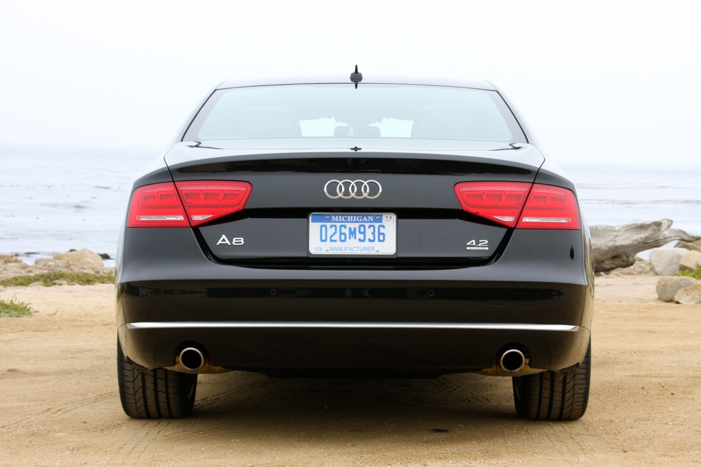 2011 Audi A8 Review Photo Gallery Autoblog