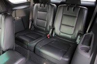 2011 Ford Explorer Limited third row