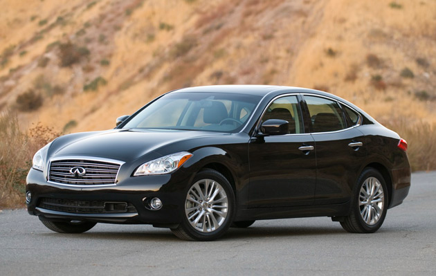 2011 Infiniti M37