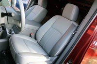 2012 Nissan NV seats