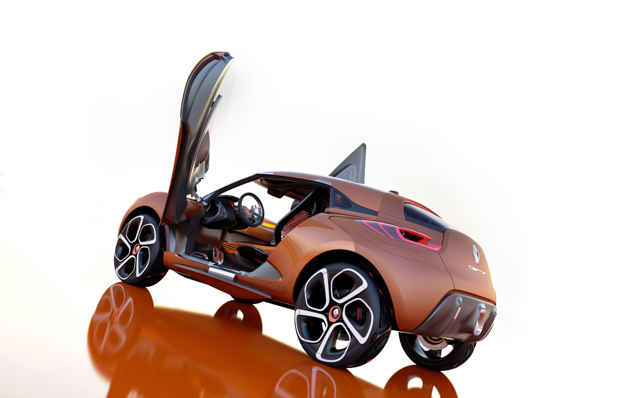 Renault Captur Car Concept