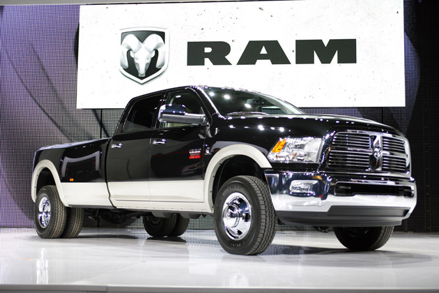 2011 Ram 3500 HD High Output