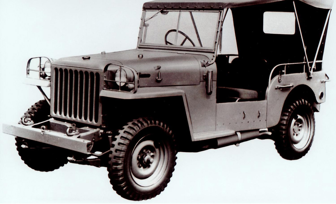 Jeep Certified Pre Owned >> Toyota delves into the history of its Land Cruiser - Autoblog