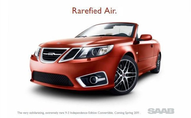 Saab 9-3 Independence Edition