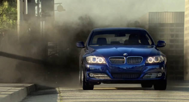 BMW Super Bowl Ad