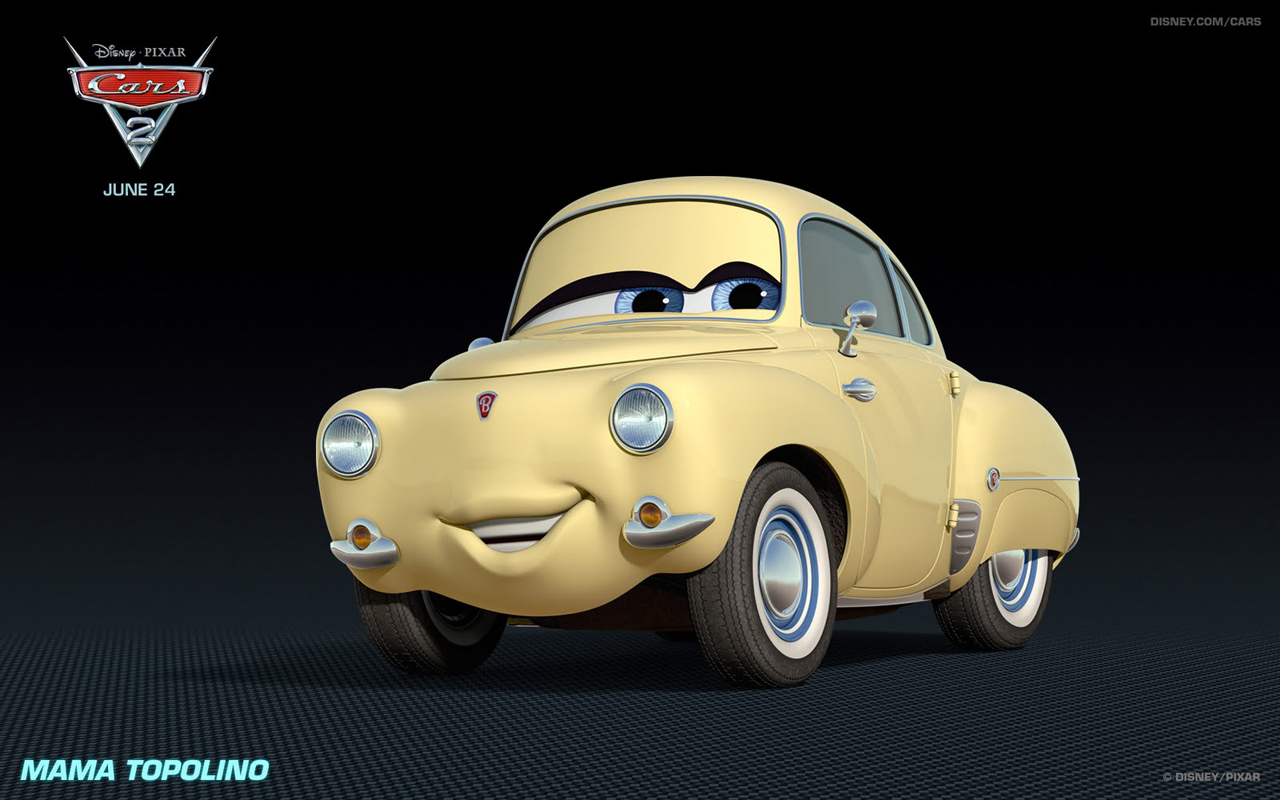 CARS 2 Characters Photo Gallery