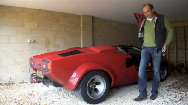 Lamborghini Countach video