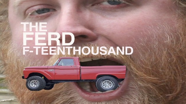 Ferd F-Teenthousand video