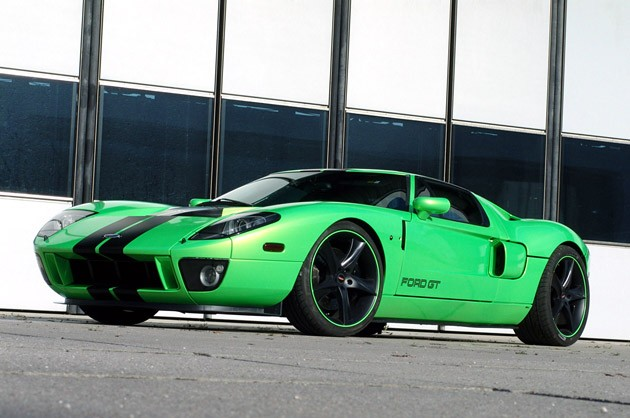 Geiger Ford GT