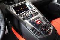 Lamborghini Aventador LP700-4 center console