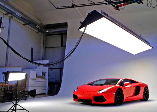 Lamborghini Aventador LP700-4 photo shoot