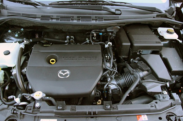2012 Mazda5 engine