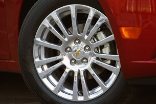 2011 Chevrolet Cruze Eco wheel