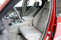 2011 Dodge Durango front seats
