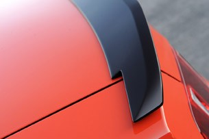 2012 Ford Mustang Boss 302 rear spoiler