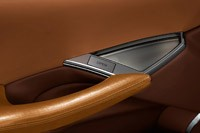 2012 Fisker Karma door handle