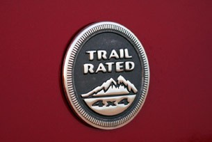 2010 Jeep Liberty Sport Trail Rated badge