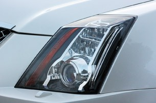 2011 Cadillac CTS-V Sport Wagon headlight