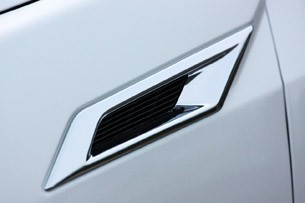 2011 Cadillac CTS-V Sport Wagon side vent