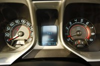 2011 Chevrolet Camaro Convertible gauges