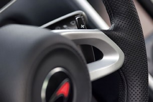 2012 McLaren MP4-12C paddle shifter