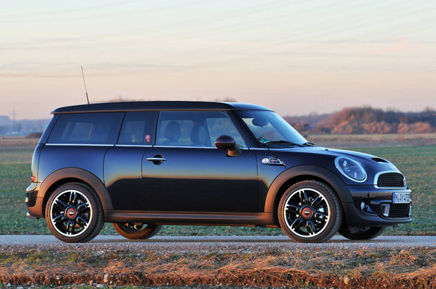 Mini Clubman Hampton Special Edition