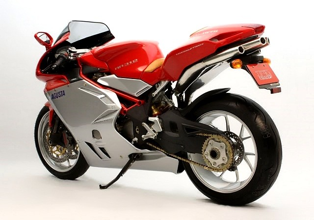 MV Agusta F4 Final Edition