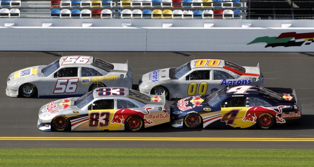 NASCAR at Daytona