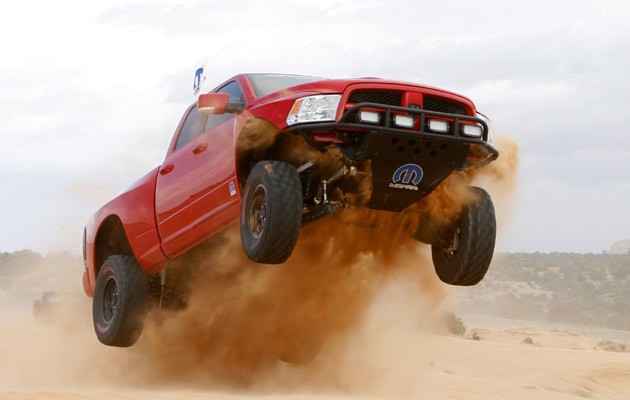 Dodge Ram Runner Concept – Click above for high-res image gallery