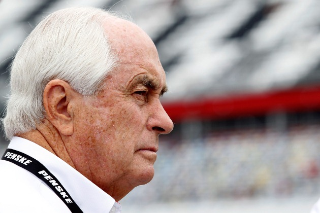 Roger Penske blindsided by Smart