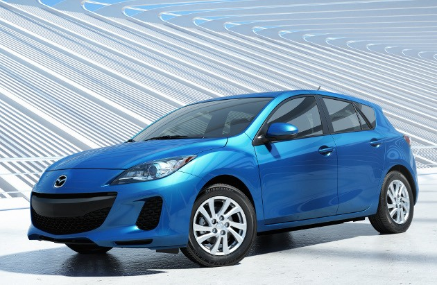 Mazda3 SkyActiv