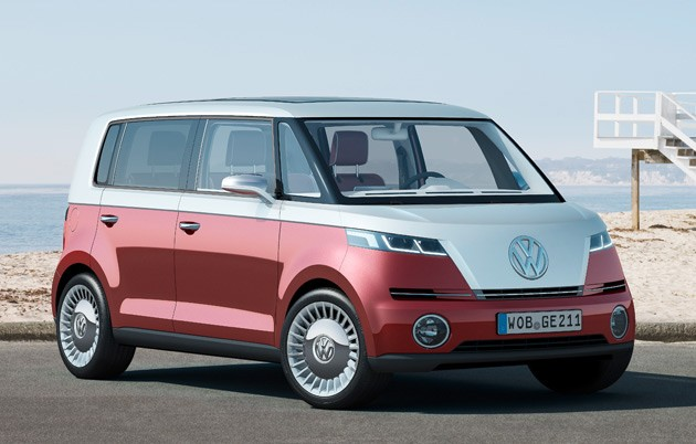 VW Microbus Concept