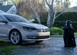 VW Super Bowl XLV spot: The Force
