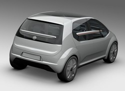 Volkswagen Italdesign concept 2