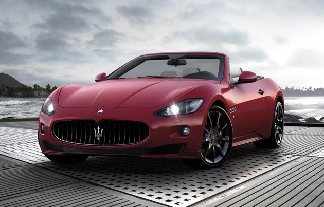 2012 Maserati GranCabrio Sport
