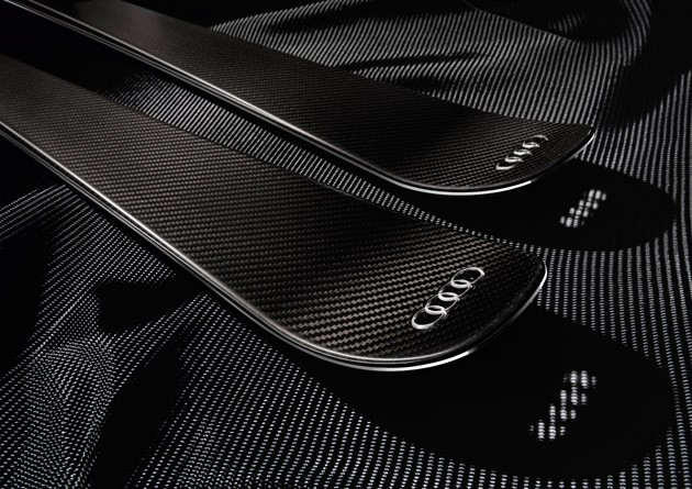 Audi Carbon Ski concept
