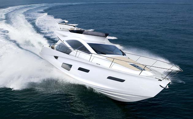 Intermarine 55 by BMW DesignworksUSA