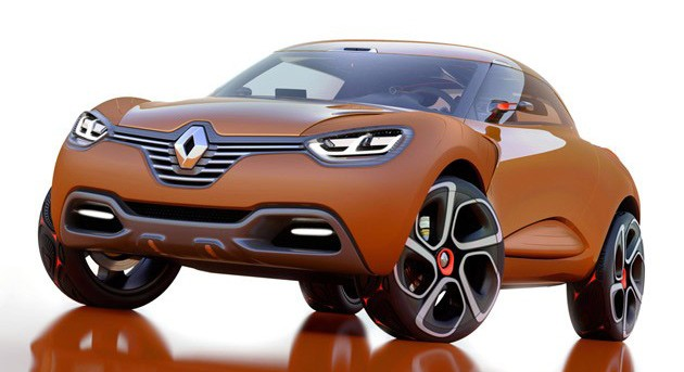 Renault Captur Concept