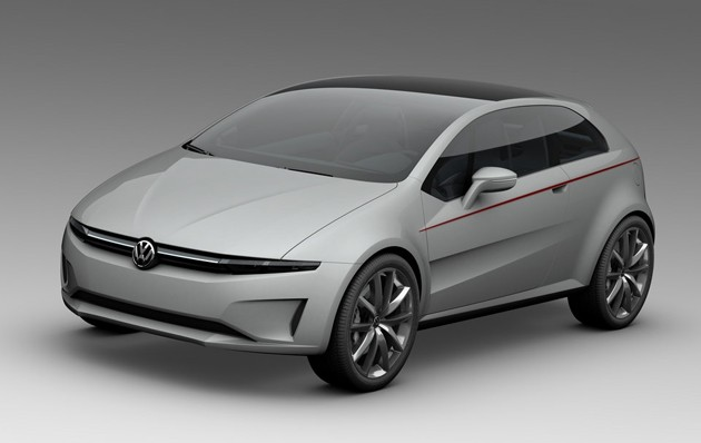 Volkswagen Italdesign concept 1